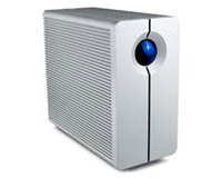 Lacie Disco 2TB CloudBox