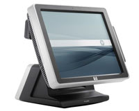 HP POS AP5000 All-in-One Celeron 440 250GB 2GB 15""