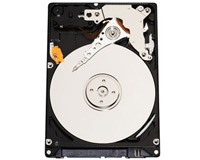"Disco 320Gb Black Western Digital SATA 2.5"" 7200"